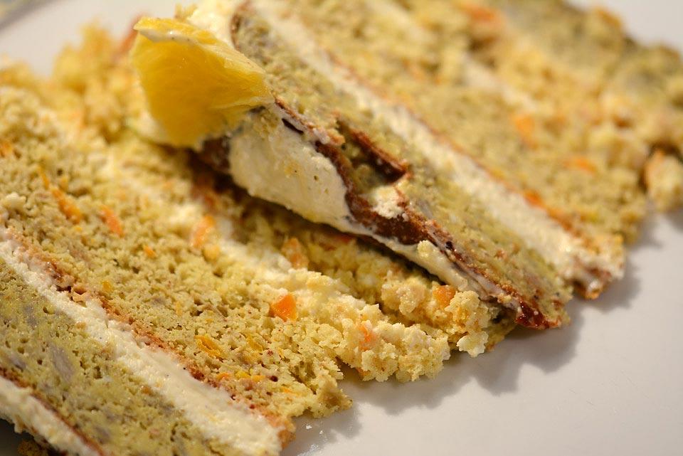 tort de morcovi fara zahar