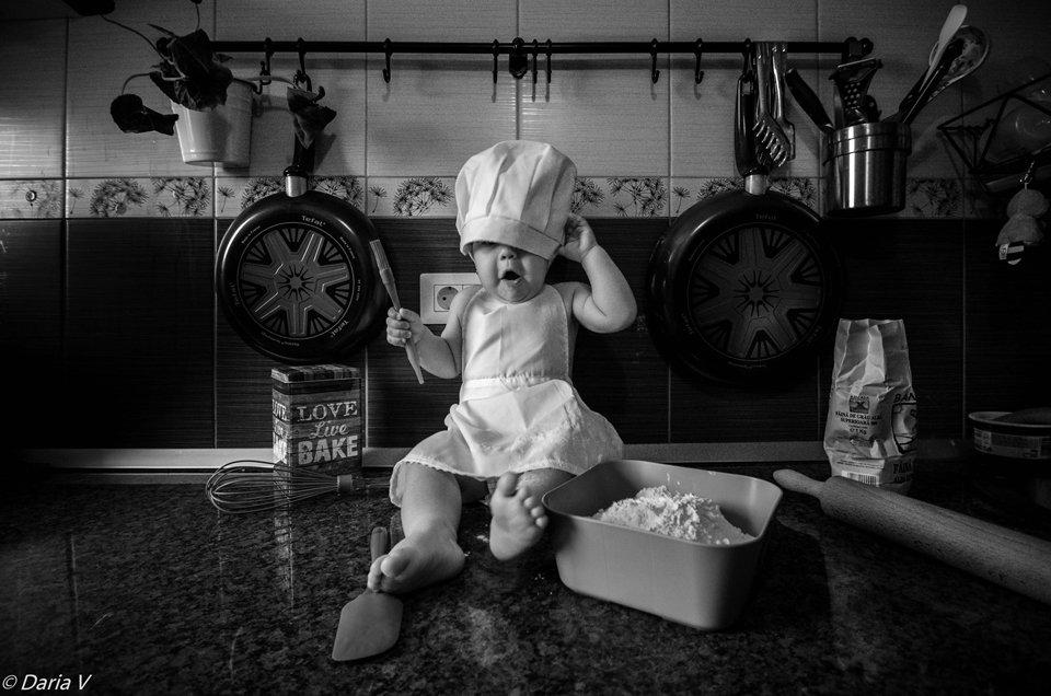 10 motive si 21 de activitati prin care sa-i implici pe copii in bucatarie