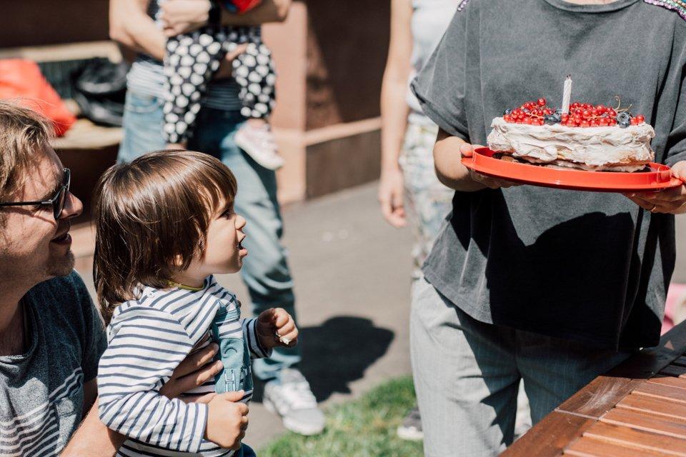 Cum organizezi aniversarea copilului tău- petrecere 2 ani la curte