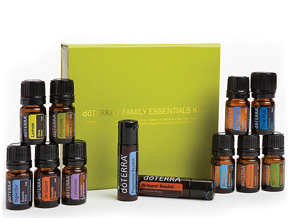 doterra family essentials beadlets kit